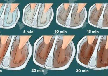 detox body feet