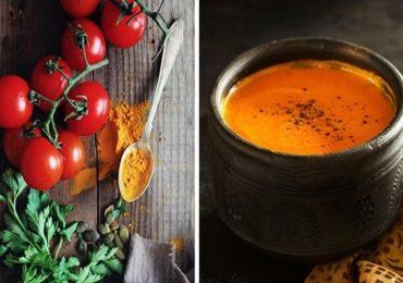 Turmeric Tomato