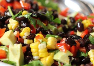 avocado black bean