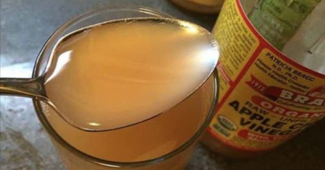 Consume 1 Tablespoon of ACV For 1 Month To Treat These Health Issues - Clean Food House