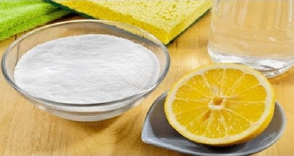 baking soda lemon